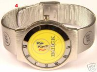 yellow buick watch