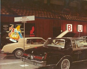 1980 buick auto show