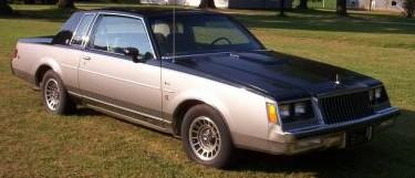 1983 regal ttype