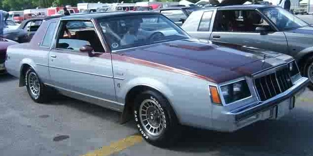 82 Buick Regal Sport Coupe