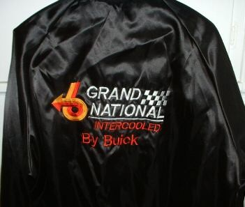 Buick GN Intercooled jacket