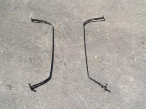 gas tank straps