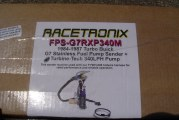 Racetronix SS Fuel Pump Sender / 340LPH Pump Combo Upgrade for Buick Turbo Regal