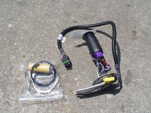 racetronix 340lph fuel pump