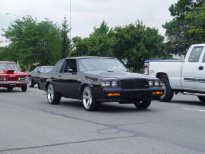 buick grand national on gratiot avenue