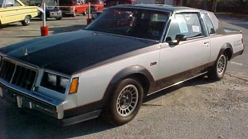 two tone turbo buick regal