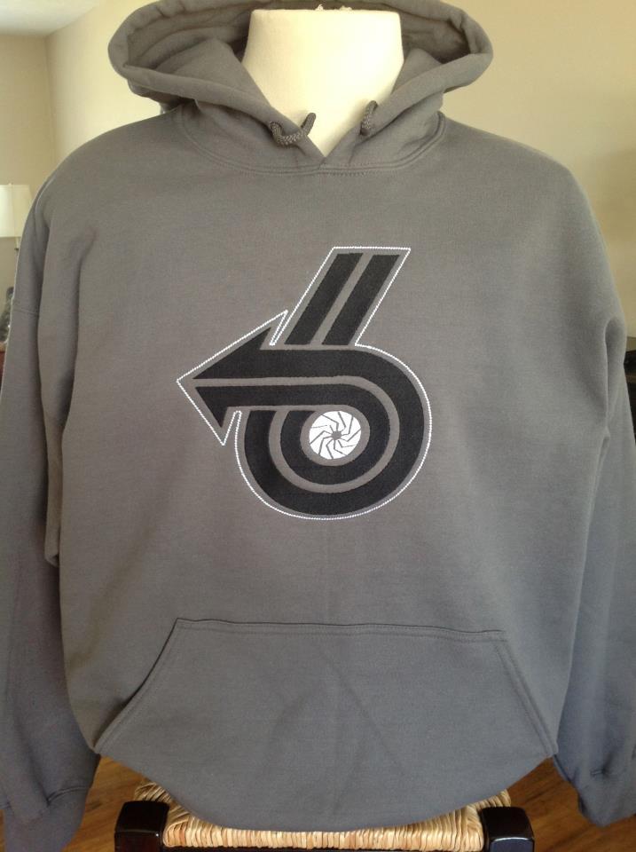 Power 6 hoodie