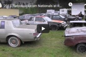 Turbo Buick Heaven? Richard Clarks Shop!
