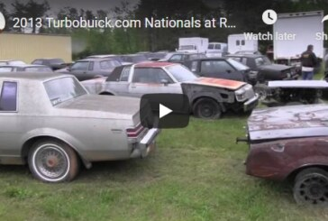 Turbo Buick Heaven? Richard Clarks Shop!