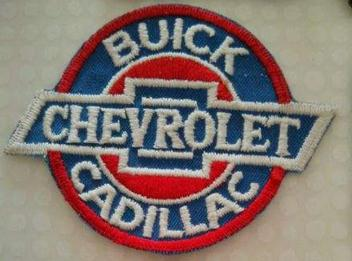 buick chevrolet cadillac dealer patch