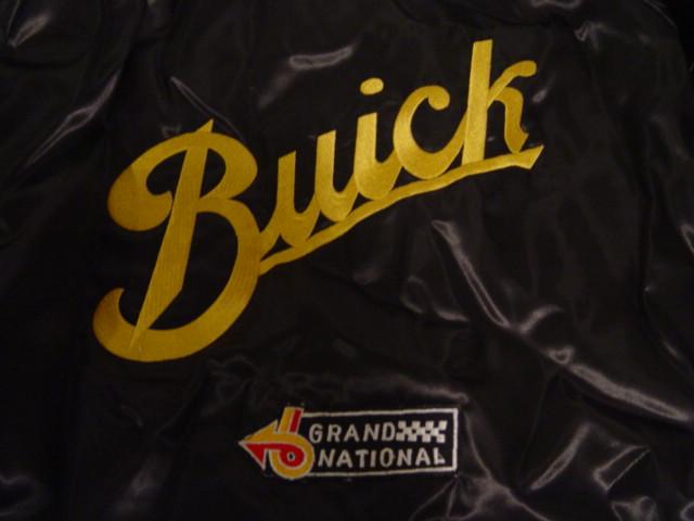 buick grand national logo jacket 2