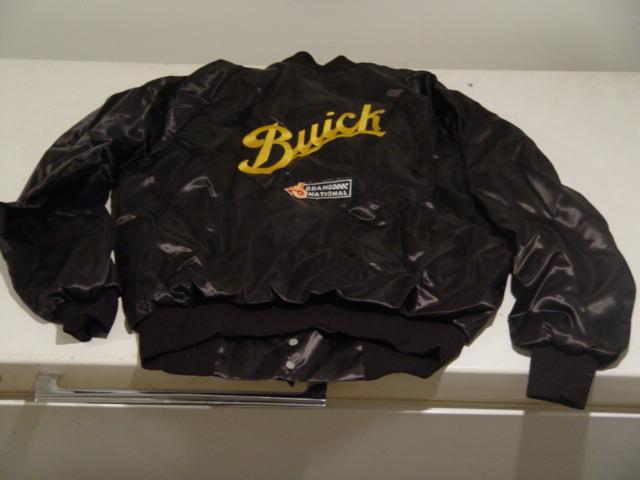 buick grand national logo jacket