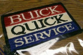 Buick Dealership & Service Patches