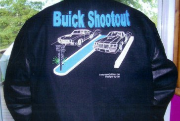 Turbo Buick Regal Jackets
