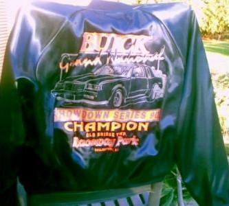 buick showdown jacket