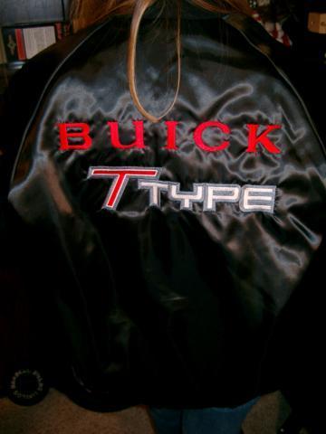buick t type jacket