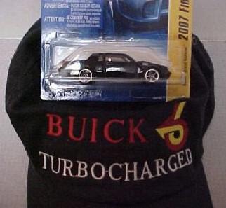 buick turbo hat