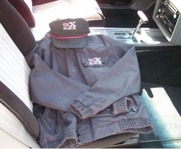 buick gnx jacket hat