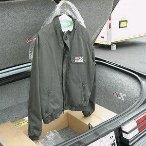buick gnx coat in trunk