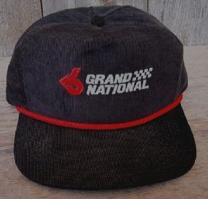 molly buick grand national hat