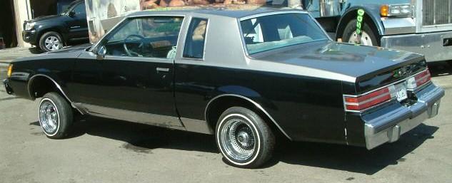 buick lowrider