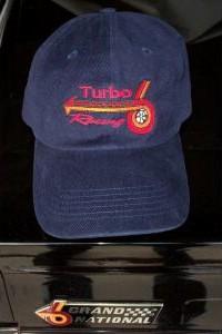 buick turbo racing cap