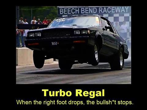turbo regal