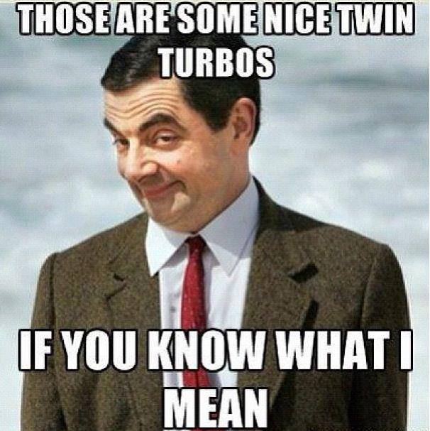 twin turbo