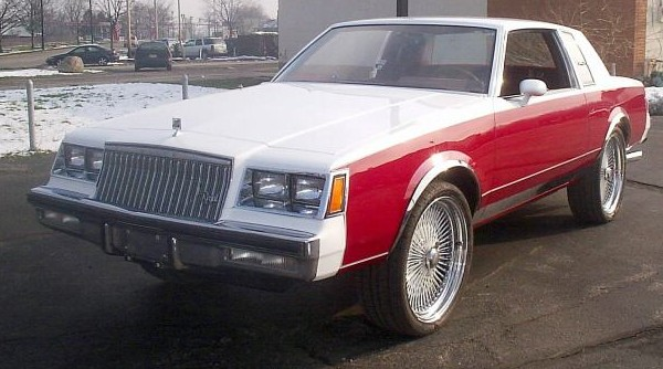 two tone buick regal