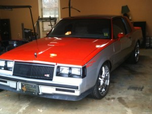 Buick Grand National & Regal T-type Custom Two Tone Paint Jobs