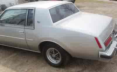 1978 Buick Regal Sport Coupe 3.8 V6 Turbo 2