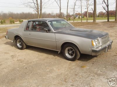 1978 buick regal sport coupe turbo silver two tone 1978 buick regal sport coupe turbo
