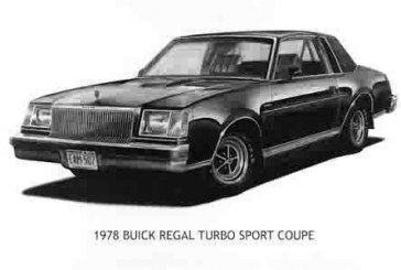1978 Buick Regal Emblems & Parts