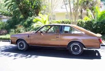 1979 Turbo Buick Century Coupe
