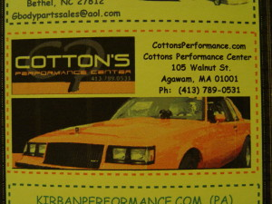 cotton performance