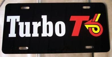 TURBO T PLATE