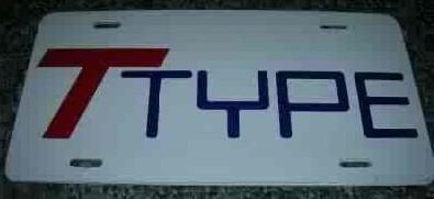 Ttype plate