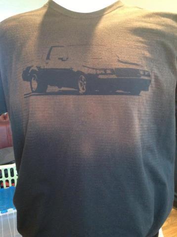 a buick gn t-shirt
