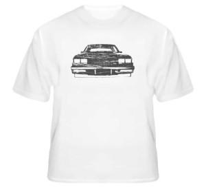 buick gn image shirt