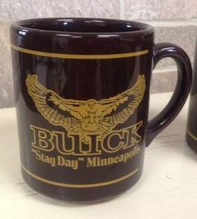 buick hawk coffee mug