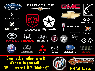 non-buick car owners