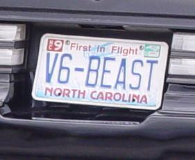 v6 beast