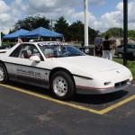 1984 pontiac fiero indy pace car