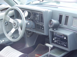 1986 digital dash & ac