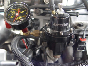 accufab fuel regulator