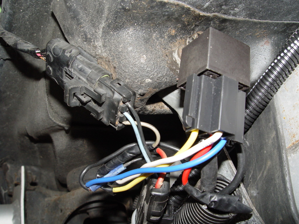 fuel pump hotwire