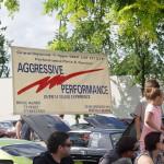 aggressive auto