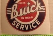 Aftermarket Buick Emblem & Logo Decals & Stickers