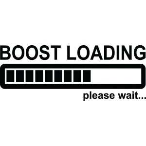 boost loading