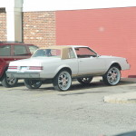 lifted buick regal